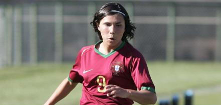 Ana Borges, internacional sub-19 e AA