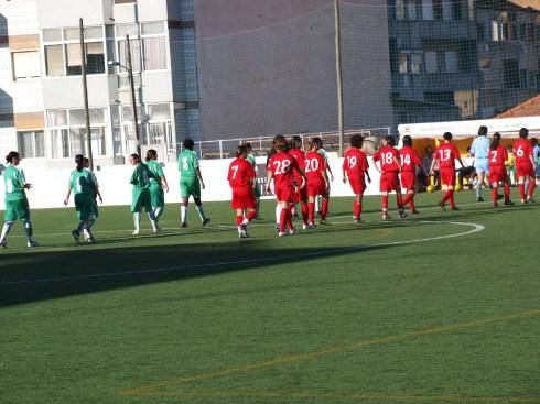 16.11.2008 Beira Mar vs SU 1.º DEzembro