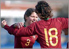 Selecção Nacional de Futebol Feminino Sub-19