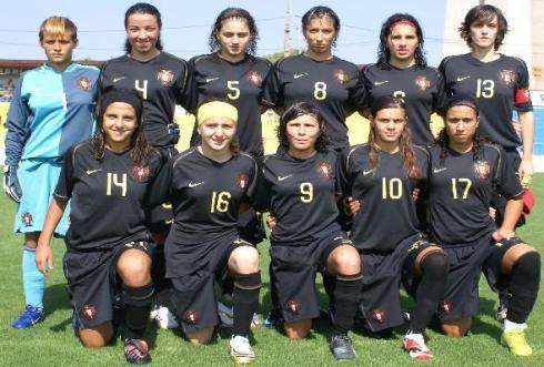 Selecção Nacional sub-19 (2008)