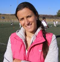Mónica Jorge, Seleccionadora Nacional de Futebol Feminino (© C.P.Martim)