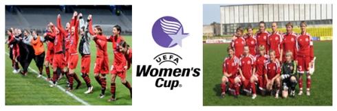 FCR 2001 Duisburg vs Zvezda 2005 na Final Women's UEFA Cup 2008-2009