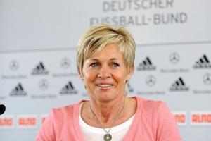 Silvia Neid, actual Seleccionadora alemã (© UEFA)