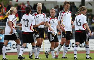 Selecção Alemã de Sub-19 (© UEFA)