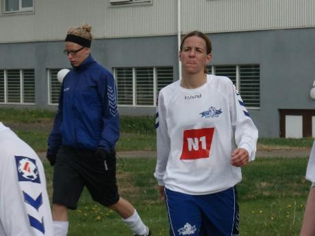 Ana Rita regressa à Islândia para realizar mais uma época ao serviço do I'R