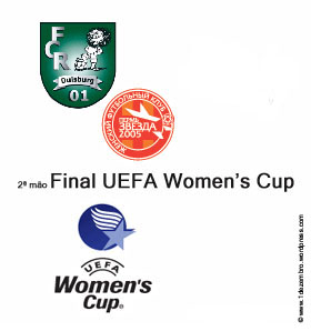 Duisburg FCR vs Zvezda 2005, 22 de Maio