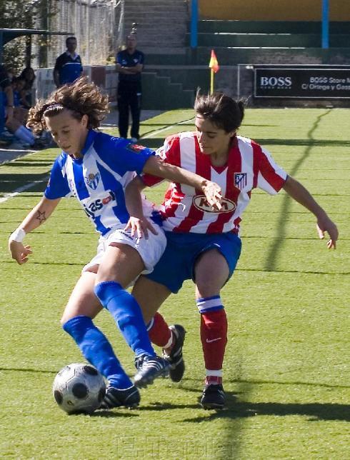 Rita Carneiro vinha defendendo as cores do SC Huelva há já 4 anos