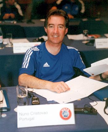 Nuno Cristóvão, Técnico Principal do S.U. 1.º de Dezembro