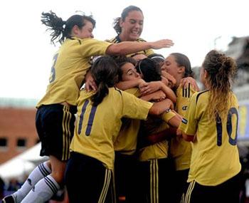 A selecção espanhola apurou-se para a final (© UEFA)