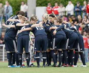 O Bayern será uma das equipas a estrear-se na UEFA Champions League Feminina (© UEFA)