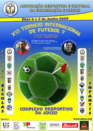 Carla Couto, 111 internacionalizações e o ex-benfiquista Helder Cristóvão: os patronos do Torneio