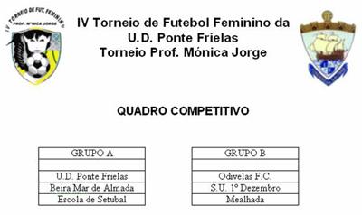 Torneio Mónica Jorge - 27 de Junho