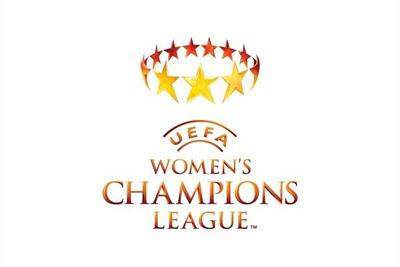 O logótipo da UEFA Champions League Feminina (©UEFA)