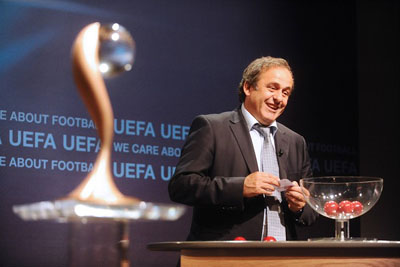 Michel Platini (UEFA)