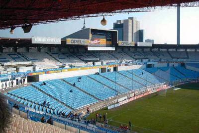Estádio La Romareda, Saragoça, Espanha