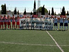 Atlético de Madrid e Prainsa Zaragoza
