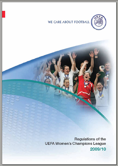 Ruegulamento da Liga dos Campeões Feminina da UEFA