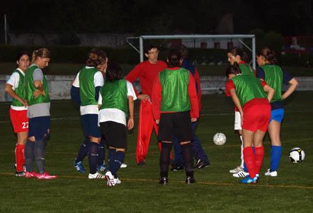 Fotografia de parte da equipa S.U. 1.º Dezembro, por Paulo Oliveira