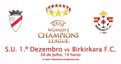 1ª edição da Liga dos Campeões Feminina, Grupo C