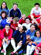 As campeãs nacionais de futebol feminino começam na quinta-feira na Dinamarca a disputar a primeira eliminatória da Liga dos Campeões . O objectivo é fazer história