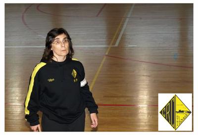 Fernanda Piçarra, Técnica Principal do C.R.C. Quinta dos Lombos (Fotografia © CRCQL)