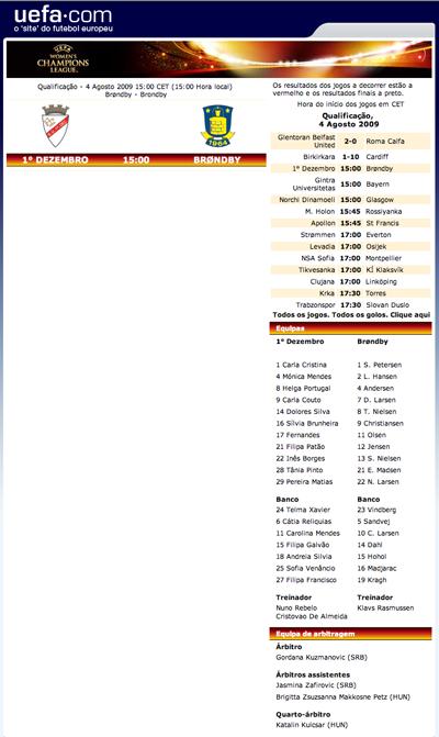 Ficha de jogo do 3º e último jogo (© UEFA)