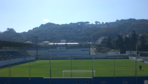 Relvado do Estádio do Sintrense